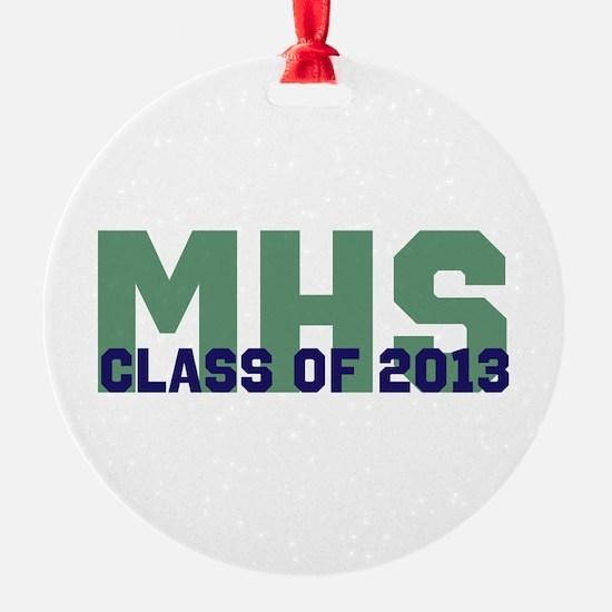 2013 Graduation Ornament
