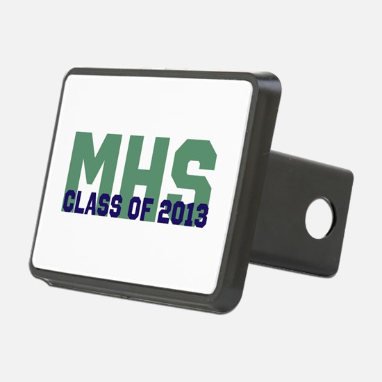 2013 Graduation Hitch Cover