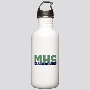 2013 Graduation Stainless Water Bottle 1.0L
