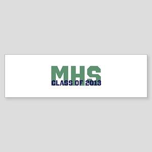 2013 Graduation Sticker (Bumper)