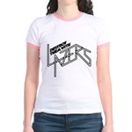 Destroy them with lazers Jr. Ringer T-Shirt