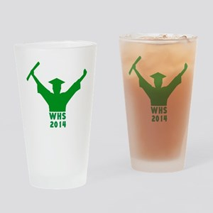 2014 Graduation Drinking Glass