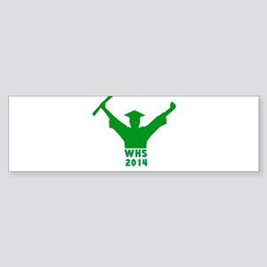 2014 Graduation Sticker (Bumper)