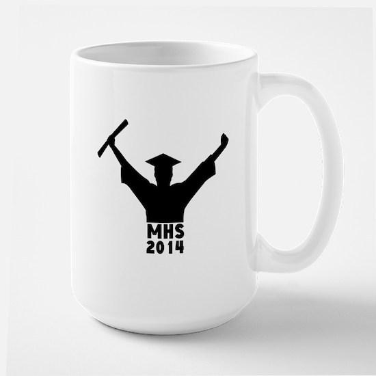2014 Graduation Large Mug