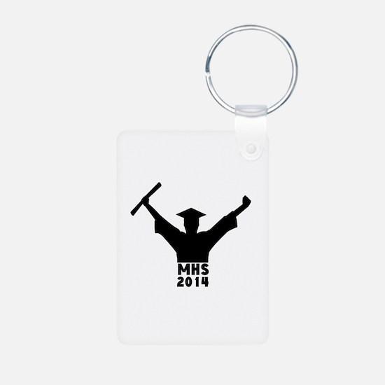 2014 Graduation Keychains