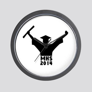 2014 Graduation Wall Clock