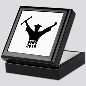 2014 Graduation Keepsake Box