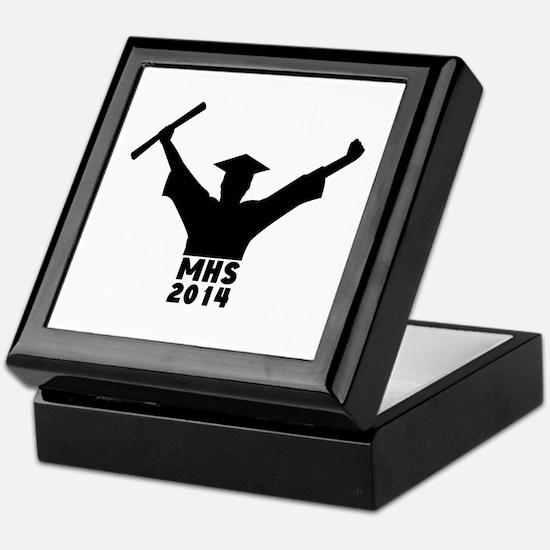 2014 Graduation Keepsake Box