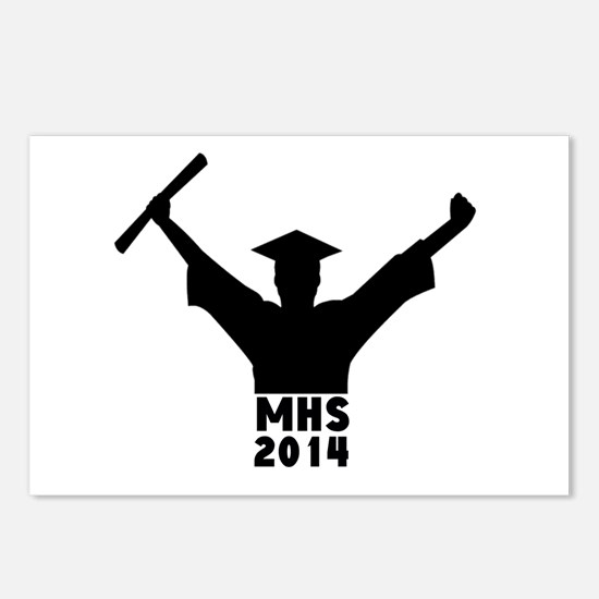 2014 Graduation Postcards (Package of 8)