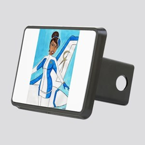 Come Fly With Us Rectangular Hitch Cover