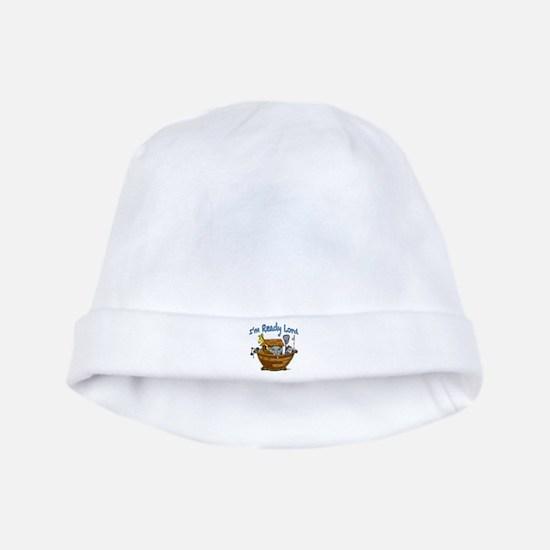 Noah's Ark. baby hat