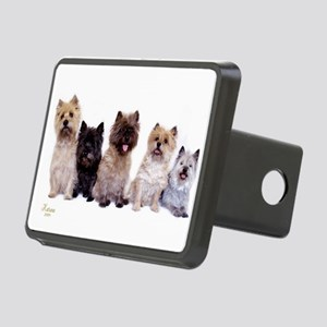 Cairn Terriers Rectangular Hitch Cover
