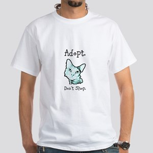 Adopt Don't Shop Cat Men's Tee
