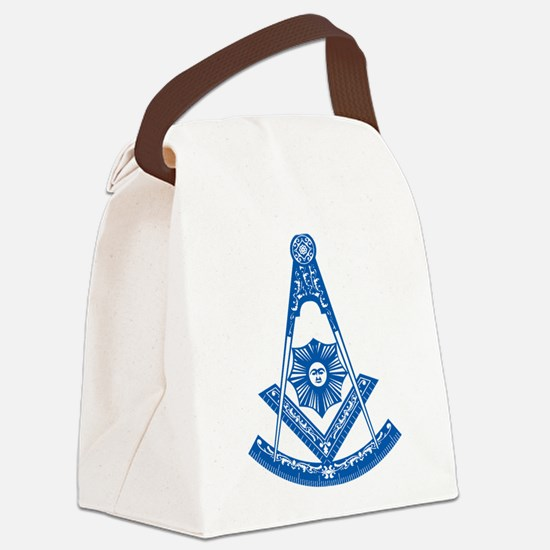 Past Master Canvas Lunch Bag