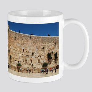 Western Wall (Kotel), Jerusalem, Israel Mug