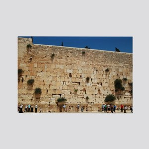 Western Wall (Kotel), Jerusalem, Israel Rectangle