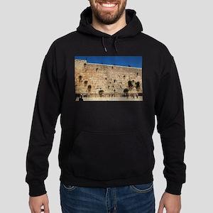 Western Wall (Kotel), Jerusalem, Israel Hoodie (da