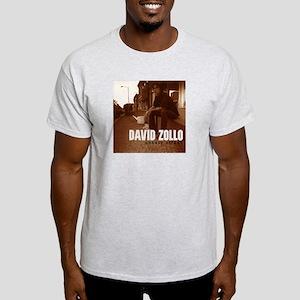 Ash Gray Uneasy Street Album T-Shirt