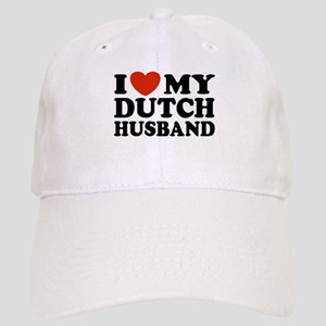 I Love My Dutch Husband Cap