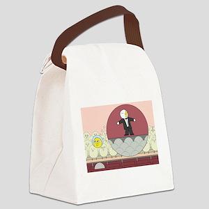Choir Boy's Dream Canvas Lunch Bag