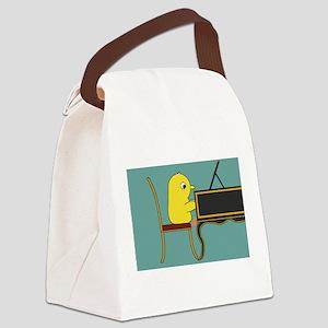 Dolfdang Dadadeus Dodart Canvas Lunch Bag