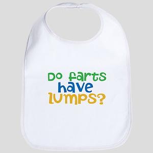 do farts have lumps Bib