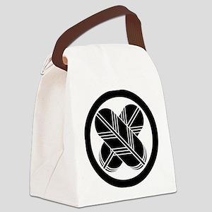 maruni migikasane chigai takanoha Canvas Lunch Bag