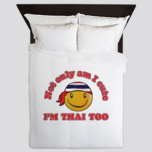 Cute and Thai Queen Duvet