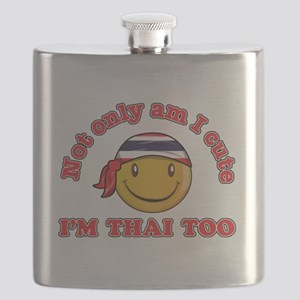 Cute and Thai Flask