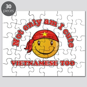 Cute and Vietnamese Puzzle