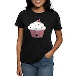Cupcake Vampire Women's Dark T-Shirt