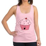 Cupcake Vampire Racerback Tank Top