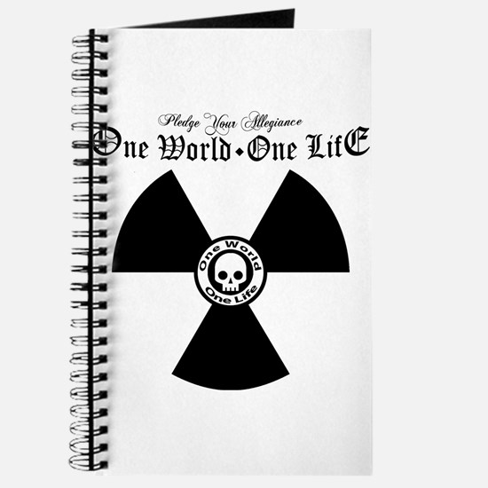 One World One Life Allegiance Journal