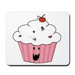 Cupcake Vampire Mousepad