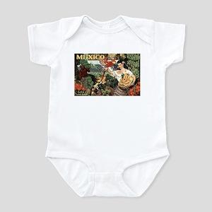 Vintage Mexico Infant Bodysuit