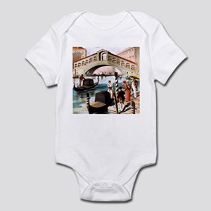 Vintage Venice Infant Bodysuit
