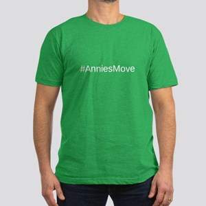 #Annies Move Fitted T-Shirt (Mens)
