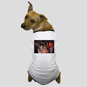 Red Death 1925 Phantom of the Opera Dog T-Shirt