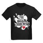 I've Been Imprinted Kids Dark T-Shirt