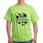 I've Been Imprinted Green T-Shirt