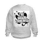 I've Been Imprinted Kids Sweatshirt