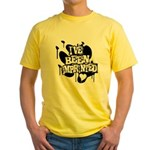 I've Been Imprinted Yellow T-Shirt