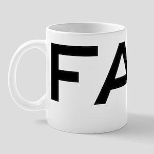 FAQ Mug