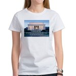 'The life in your years' Women's T-Shirt