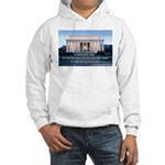 'The life in your years' Hooded Sweatshirt