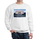 'The life in your years' Sweatshirt