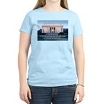 'The life in your years' Women's Light T-Shirt