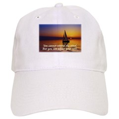 'Adjust Your Sails' Baseball Cap