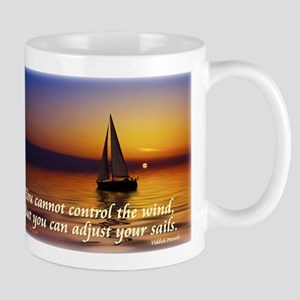 'Adjust Your Sails' Mug