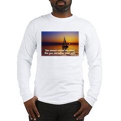 'Adjust Your Sails' Long Sleeve T-Shirt